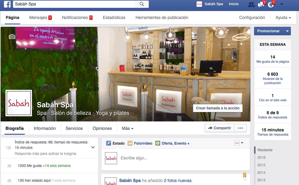 Danos tu opinión en Facebook