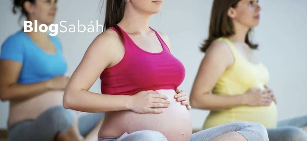 Clases de pilates en Zaragoza, el secreto de las embarazadas