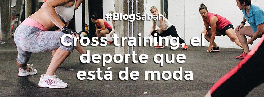 Cross training, el deporte que está de moda