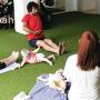 beneficios del yoga con bebés