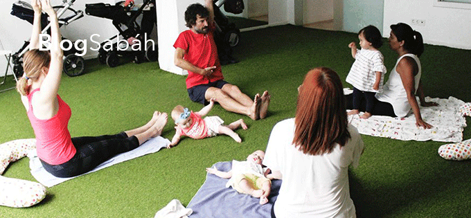 ¿Por qué es beneficioso practicar yoga con nuestro bebé?
