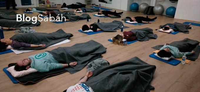 yoga nidra zaragoza