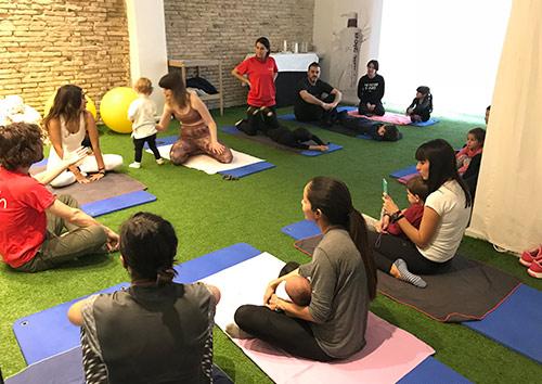 Yoga para niños 26