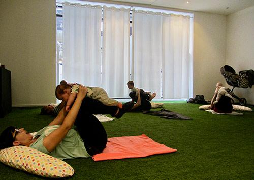 Yoga para niños 28