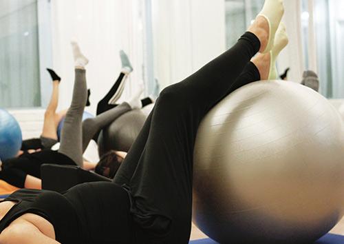 Pilates para embarazadas 12