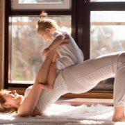 pilates con bebés en zaragoza 9
