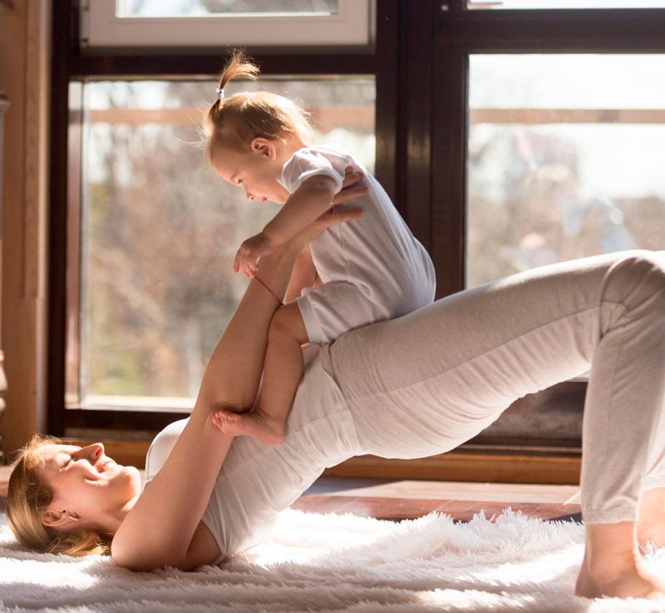 pilates con bebés en zaragoza 7