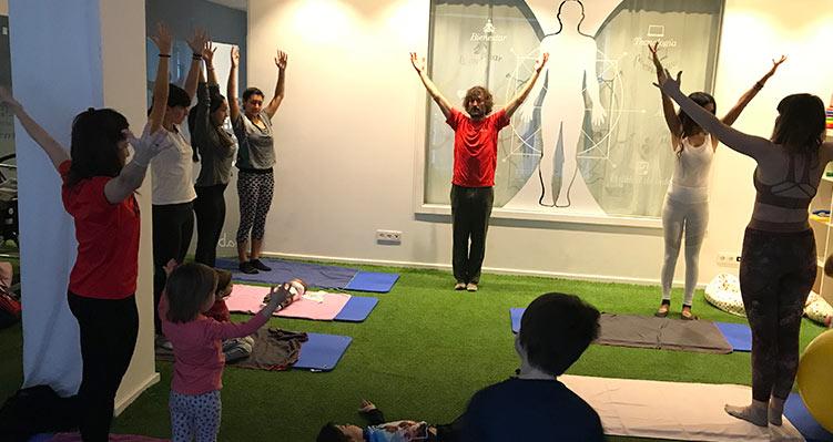 Yoga para niños 12