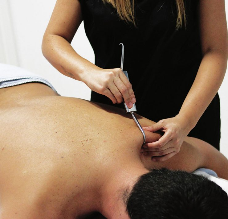 fisioterapia para deportistas de élite