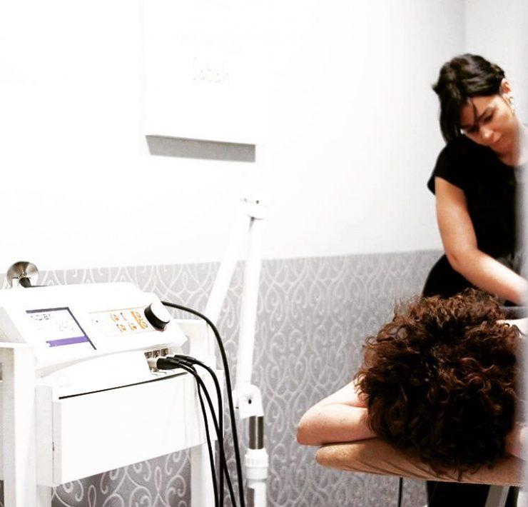 Oferta en tratamientos corporales Sabáh