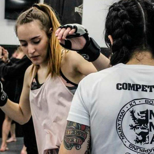 Masterclass de MMA - Artes Marciales Mixtas y defensa personal 8