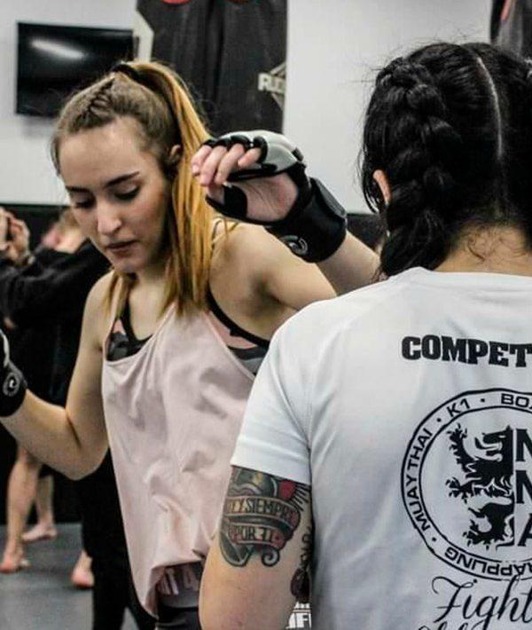 Masterclass de MMA - Artes Marciales Mixtas y defensa personal 7